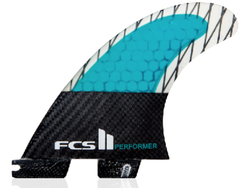 FCS II Performer PC Carbon Tri Set